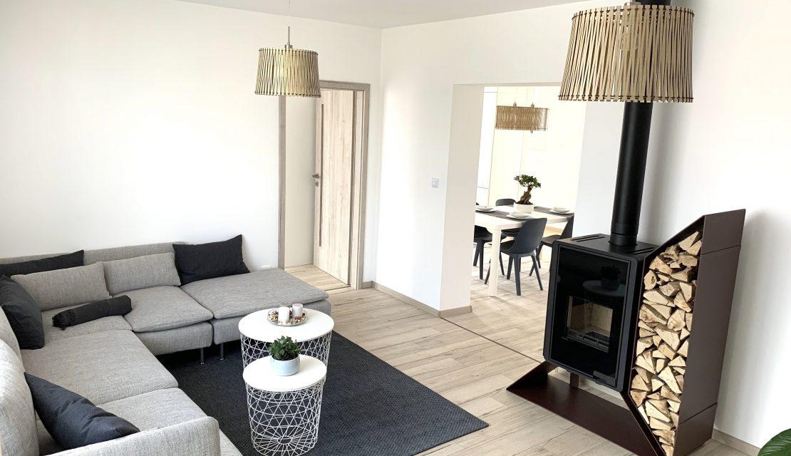 4-izbový byt v rodinnom dome, na I. poschodí, Južná, Floreát – Pieštany